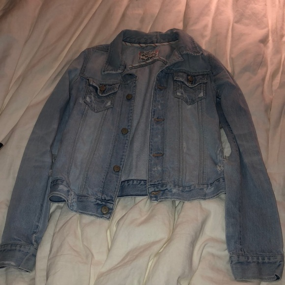 Abercrombie & Fitch Other - jean jacket